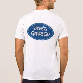 """Camiseta De """"A garagem Joe"""" retro"""