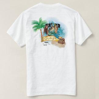Camiseta Dê acima o montante