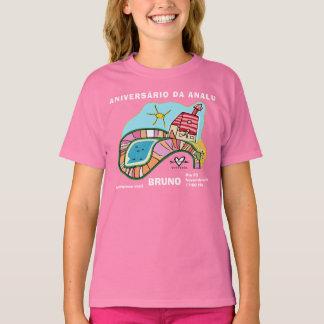 Camiseta de ANIVERSARIO