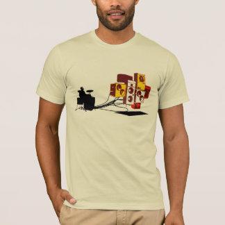 Camiseta Dê ao baterista algum! T-shirt
