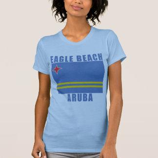Camiseta de ARUBA da PRAIA de EAGLE, presentes