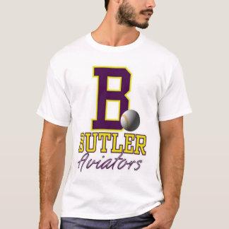 "Camiseta De ""basebol do original das dívidas Damon"" do"