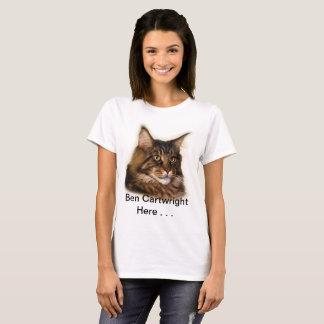 Camiseta De Ben do carroceiro t-shirt aqui