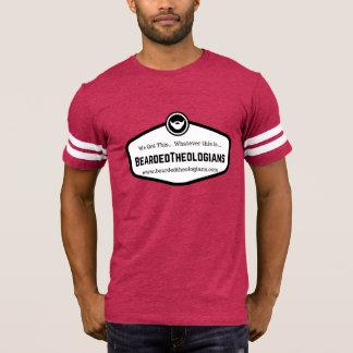 camiseta de BT do futebol