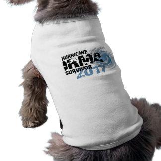 Camiseta de cão 2017 de Florida do sobrevivente de