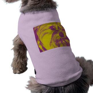 Camiseta de cão roupas para pets
