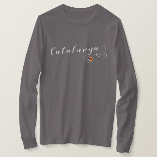 Camiseta de Catalunya do coração, Catalonia