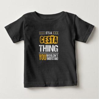 Camiseta de Cesta