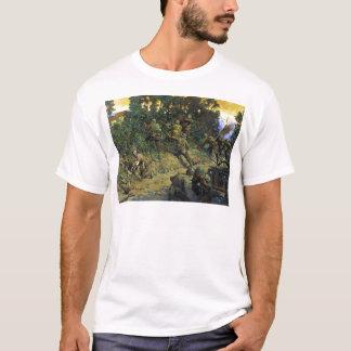 Camiseta De Cornrow ao Hedgerow por Keith Rocco