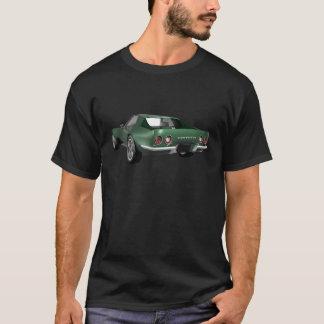 Camiseta De Corveta carro 1970 de esportes: Revestimento
