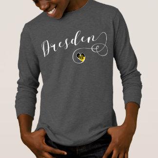 Camiseta de Dresden do coração, Alemanha