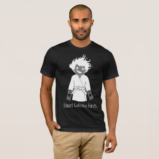Camiseta De Edward da guilhotina das mãos cheio Nigh