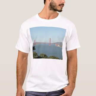 Camiseta de golden gate bridge