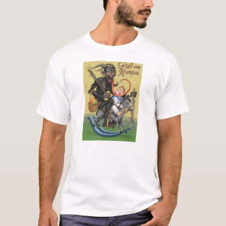 Camiseta de Krampus
