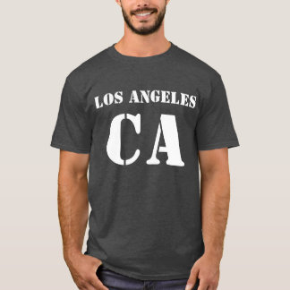 Camiseta de Los Angeles Califórnia