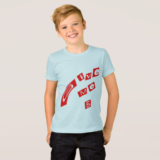 Camiseta Dê-me cinco