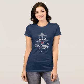 Camiseta De Ninja mulheres por favor -