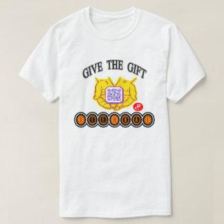 Camiseta Dê o presente ETERNO