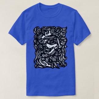 """Camiseta De """"O t-shirt dos homens do relógio Zeus"""""""