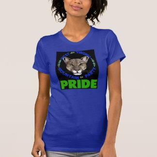 """Camiseta De """"orgulho do partido da montanha Richwood"""", o T"""