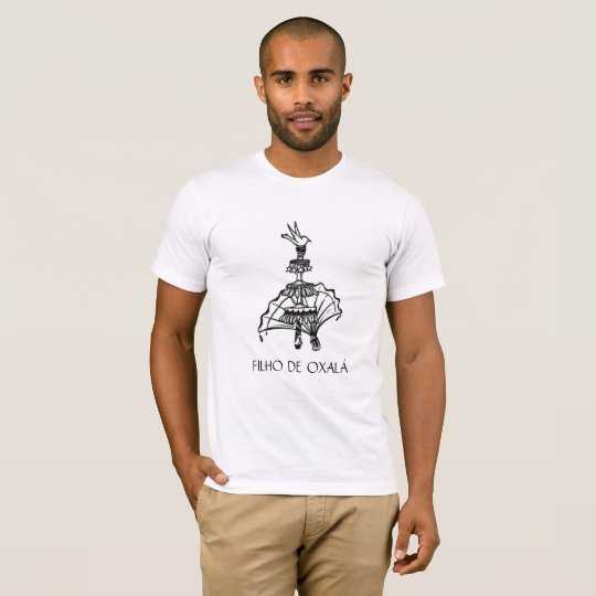 Camiseta de Oxalá