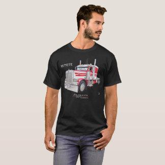 Camiseta De Peterbilt caminhão semi