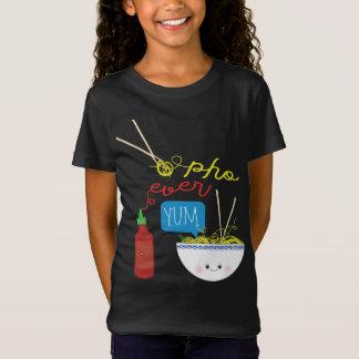 Camiseta De Pho bacia nunca Yum Pho