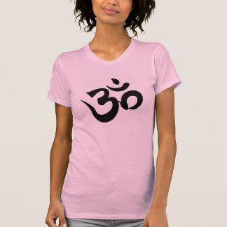 Camiseta de Racerback da ioga do OM Sri Yantra