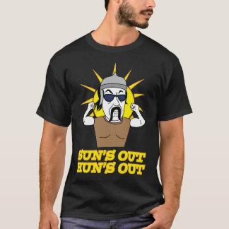 Camiseta De Sun engraçado para fora do huno o Attila para