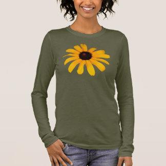 Camiseta de Susan de olhos pretos