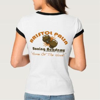 """Camiseta De """"T da campainha da academia do encaixotamento"""