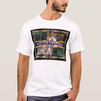 """Camiseta De """"t-shirt adulto da função onda grande"""""""