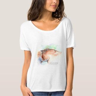 """Camiseta De """"t-shirt bonito e confortável Alma & de Atman"""""""