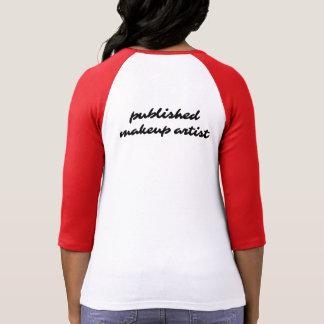 Camiseta De t-shirt | da luva das mulheres 3/4 publicado