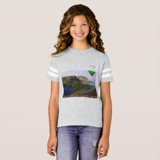 """Camiseta De """"t-shirt da montanha Rila"""""""