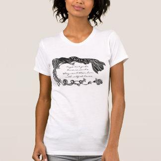 """Camiseta De """"t-shirt da sereia das meninas Cape Cod"""""""