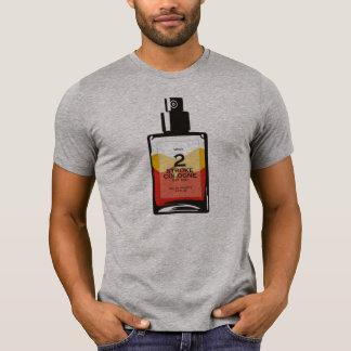 """Camiseta De """"t-shirt das cinzas da urze da água de Colônia"""