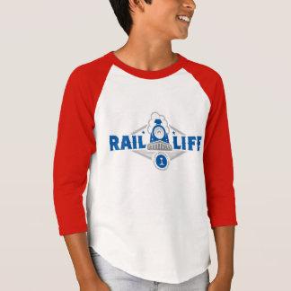 Camiseta De t-shirt de Life™ do trilho da luva dos miúdos