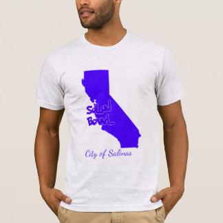 """Camiseta De """"t-shirt do Golden State da bacia salada"""" dos"""