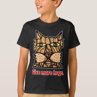 """Camiseta """"Dê t-shirt do Hanes TAGLESS® de mais miúdos dos"""