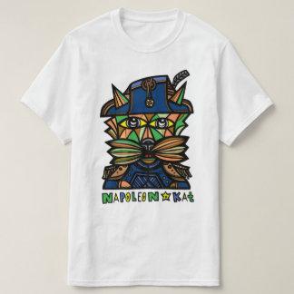 "Camiseta De ""t-shirt do valor Napoleon Kat"""