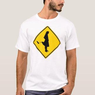 Camiseta De transversal Guia