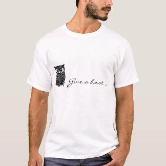 Camiseta Dê uma buzina!