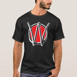 Camiseta De Willys logotipo por terra