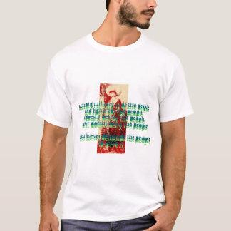 Camiseta _de Zapatista umas forças armadas fortes
