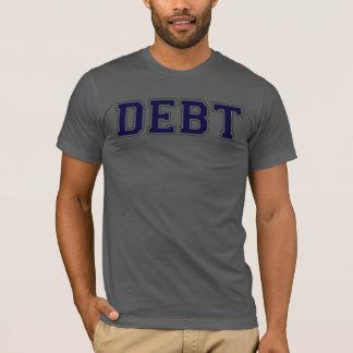 Camiseta Débito no Tshirt escolar da pia batismal