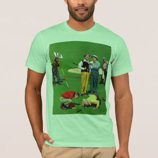 Camiseta Décimo oitavo furo
