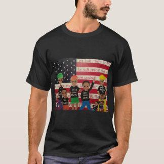 Camiseta Declaração da Matéria- das vidas de independência