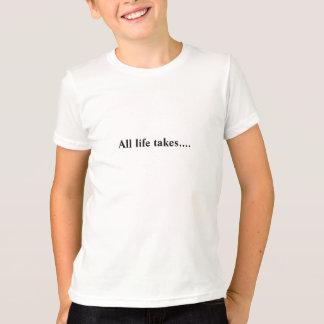 Camiseta Dedicação