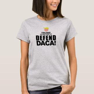 Camiseta Defenda DACA!